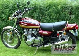 1975 kawasaki z 900 specifications and