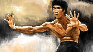 enter the dragon bruce lee martial arts
