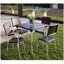 quality plastic garden furniture