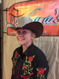 SPORTIN her new hat!!! Jaclyn Peterson... - Barbara's Custom Hats | Facebook