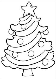 Kleurplaten Peuter Kleurplaat Kerst