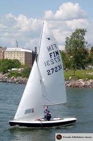 Bildresultat för FINSK SNIPE JOLLE