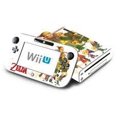 The Legend Of Zelda Nintendo Wii U Gamepad Skin Decal Sticker Vinyl Wrap Wii U Nintendo Wii U Console Nintendo Wii