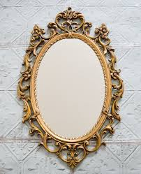 vintage french baroque gold