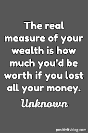 inspiring quotes on money and wealth