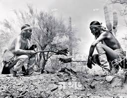 Red Indian Scene Film: Arizona (USA 1940) Director: Wesley Ruggles 15  November 1940, Stock Photo, Picture And Rights Managed Image. Pic.  MEV-12031101 | agefotostock