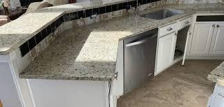 install granite countertops