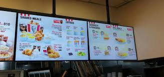 kfc menu philippines 2020
