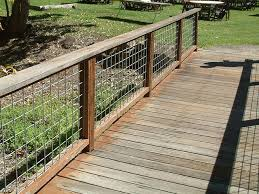 Hog Wire Fence Hog Wire Fence Backyard Fences Fence Design