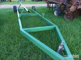 homemade head cart farm machinery
