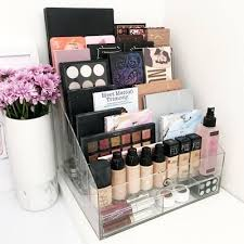 40 fabulous makeup organization