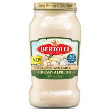 bertolli creamy alfredo with