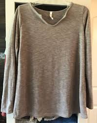Adeline Brown Casual Sweater | Curtsy