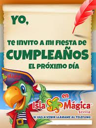 Celebrar Cumpleanos En Sevilla Parque Tematico Isla Magica