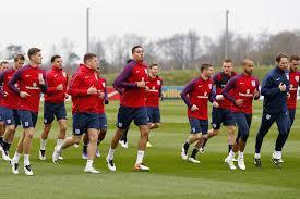 England Football Training - Mirror Online