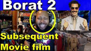 Borat 2 Subsequent Movie film ...