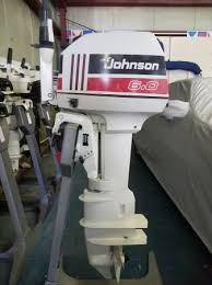 1992 johnson 6hp outboard 20 shaft w