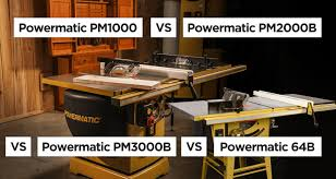 Powermatic Table Saw Guide All Models Compared Machine Atlas