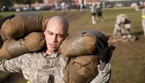 how to make a diy sandbag for workouts