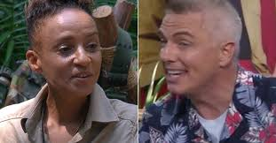 I'm A Celebrity: John Barrowman Accuses Adele Roberts Of Trying To ...
