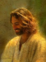 Laughing Jesus Paintings | Fine Art America