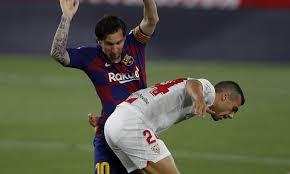 Liga: Siviglia-Barcellona 0-0 LIVE | Primapagina