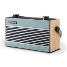 Radio Roberts Rambler Bluetooth Bleu - Radio - Achat & prix | fnac