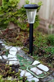 the gardening in miniature prop