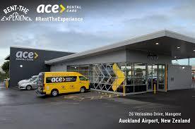 auckland airport car hire ace al