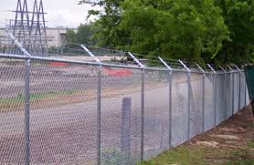 Commercial Chain Link Viking Fence