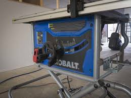 Kobalt Portable Table Saw Review Kt10152 Pro Tool Reviews
