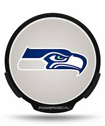 Powerdecal Seattle Seahawks Led Window Decal Best Price And Reviews Zulily