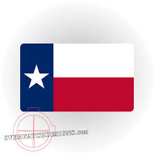 Texas Flag Overwatch Designs