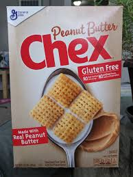 review peanut er chex cereal