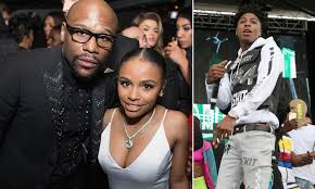 Floyd Mayweather's daughter Iyanna is ...