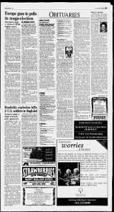 Quad-City Times from Davenport, Iowa on June 6, 2004 · 25