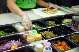 subway nutrition subway nutritional