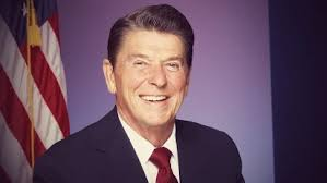 Image result for the 40th president of the United States, Ronald Reagan, is born in Tampico, Ill.