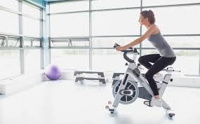 how to exercise on a stationary bike