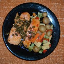 Capers and Halibut Recipe