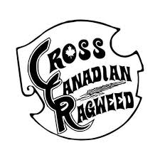 Cross Canadian Ragweed Band Vinyl Decal Sticker