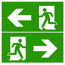 Slide-in Light Box Fascias for Emergency Exit Boxes - Illuminated Fire Exit  Signs - Fire Safety Signs - Signs