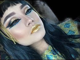 cleopatra egyptian dess makeup