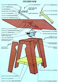Homemade Tools How To Make A Table Saw Diy Mother Earth News