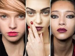 fall winter 2016 2016 makeup trends
