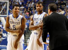 Aaron Harrison (of the Harrison Twins) breaks out of slump with 28 ...