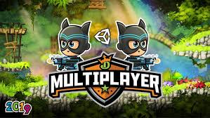 unity multiplayer game development with