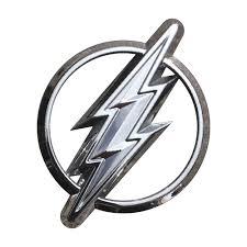 Flash Car Emblem 3d Chrome Dc Comics Automotive Decal Sticker Badge