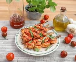 Marinated Grilled Shrimp ...