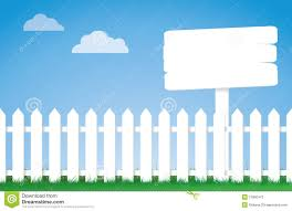 Picket Fence Stock Illustrations 4 872 Picket Fence Stock Illustrations Vectors Clipart Dreamstime